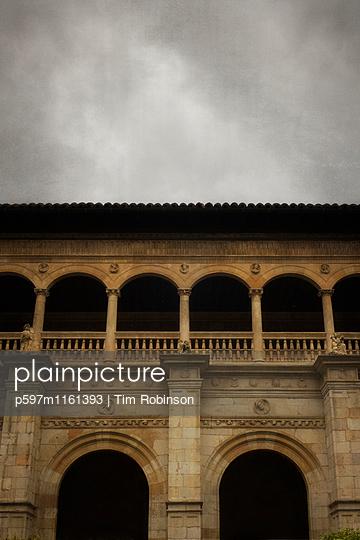 Convento de San Marcos Fassade - p597m1161393 von Tim Robinson