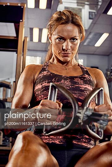 Bodybuilding - p1200m1161337 von Carsten Görling