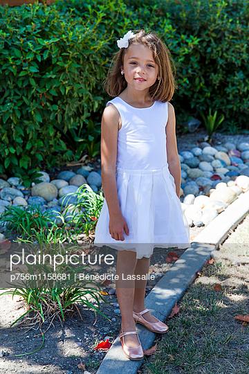 Portrait - p756m1158681 von Bénédicte Lassalle