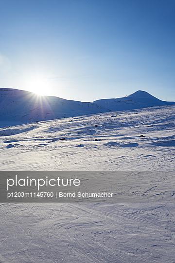 Spitzbergen - p1203m1145760 von Bernd Schumacher