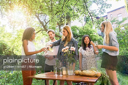 BBQ-Party - p1284m1161457 von Ritzmann