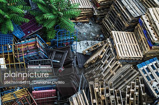Mülltrennung - p947m1154515 von Cristopher Civitillo