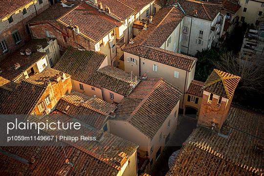 Altstatdt von Lucca - p1059m1149667 von Philipp Reiss