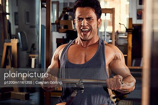 Bodybuilding - p1200m1161355 von Carsten Görling