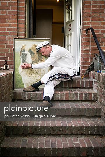 Freundschaft - p403m1152395 von Helge Sauber