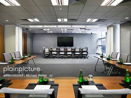 U Shaped Large Meeting Room
