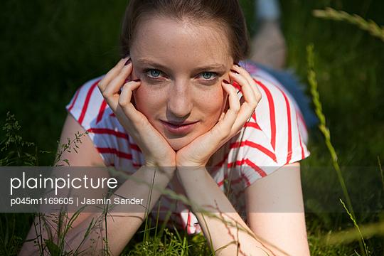 Sommerzeit - p045m1169605 von Jasmin Sander