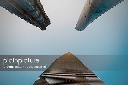 Hoch hinaus - p795m1161274 von Janklein