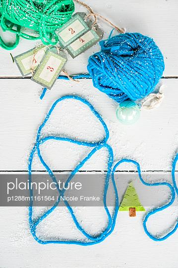 Bastelmaterial - p1288m1161564 von Nicole Franke