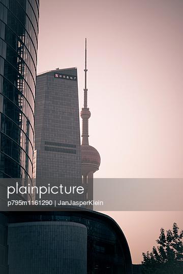 Shanghai - p795m1161290 von Janklein