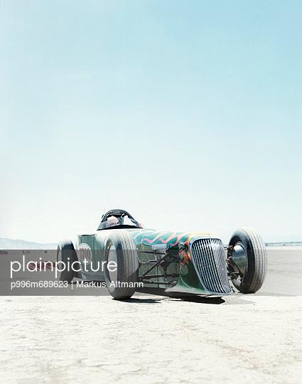 Land Speed Racing, Racing Car