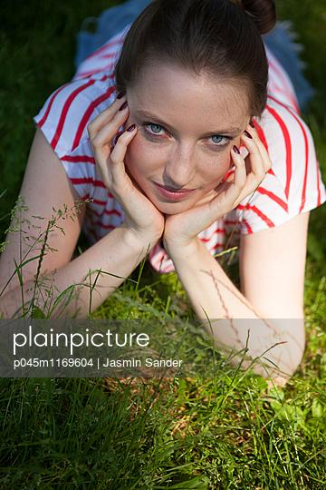 Erholung in der Natur - p045m1169604 von Jasmin Sander