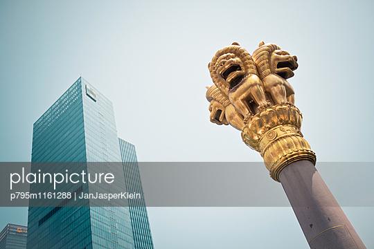 Shanghai - p795m1161288 von Janklein
