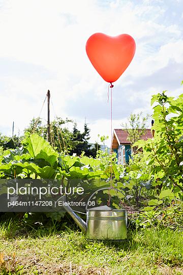 Gartenliebe - p464m1147208 von Elektrons 08