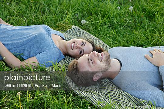 Glück zu zweit - p981m1162815 von Franke + Mans