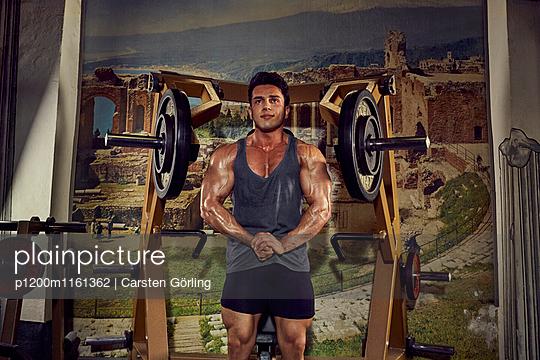 Bodybuilding - p1200m1161362 von Carsten Görling