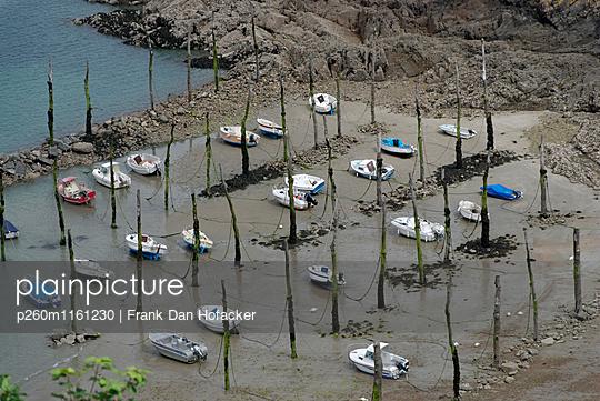 Naturhafen bei Ebbe - p260m1161230 von Frank Dan Hofacker