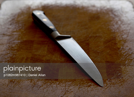 Knife On Board