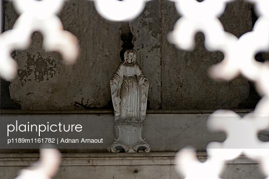 Gruft, Père Lachaise - p1189m1161782 von Adnan Arnaout