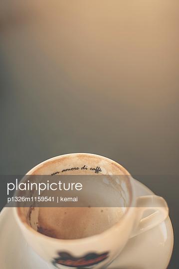 Kaffeeliebe, Amore di caffè - p1326m1159541 von kemai