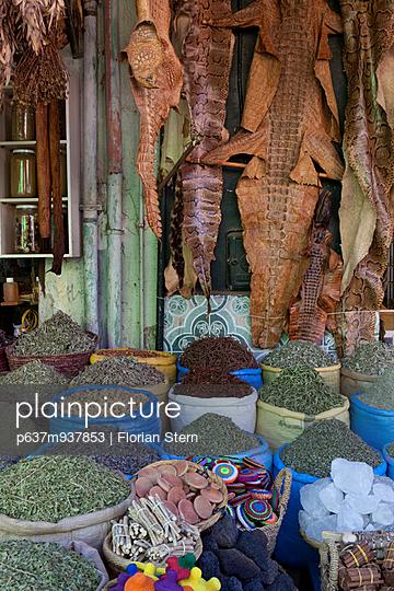 Moroccan pharmacy