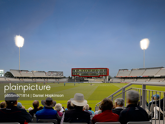 Lancashire County Cricket Club, Manchester.