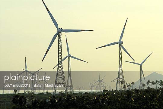 Windmills at Aralavaimozhi