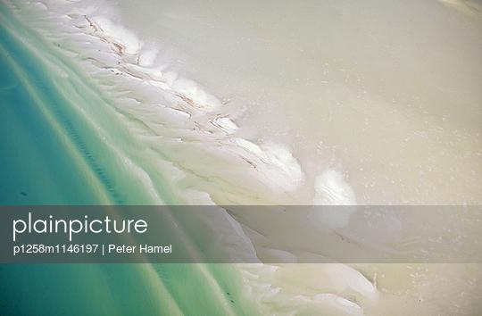 Traumstrand auf Insel Bock (Ostsee) - p1258m1146197 von Peter Hamel