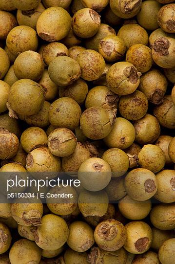 Close-up of peppercorns