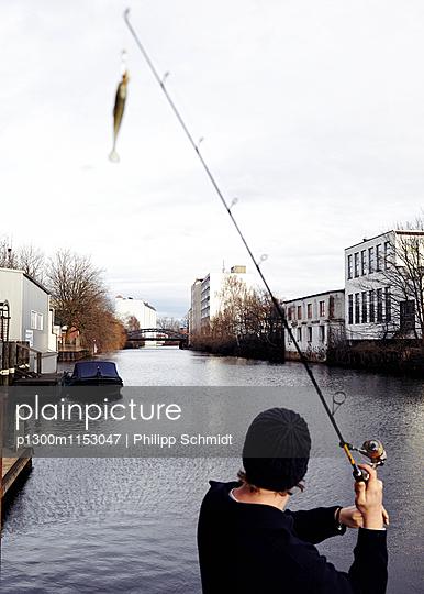 Angler - p1300m1153047 von Philipp Schmidt