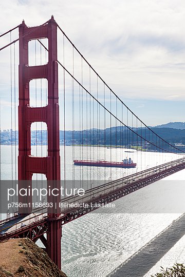 San Francisco - p756m1158693 von Bénédicte Lassalle