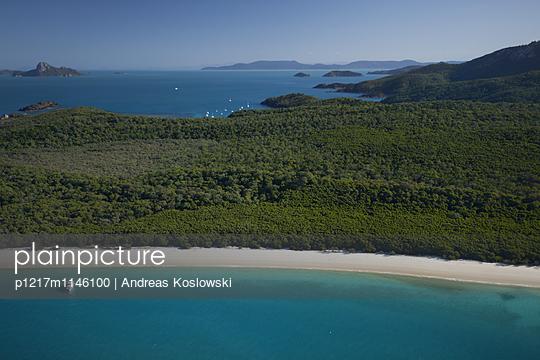 Whitsunday Island - p1217m1146100 von Andreas Koslowski