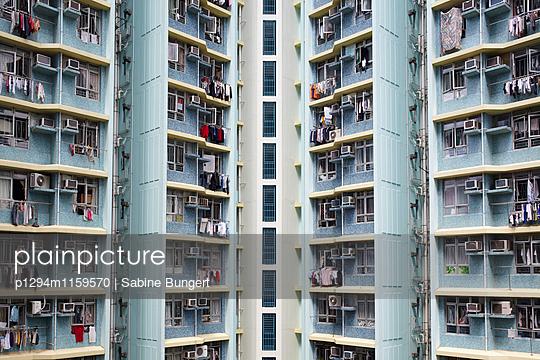 Hongkong - p1294m1159570 von Sabine Bungert
