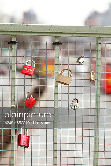 Some love locks