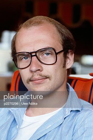 Portrait aus den 70ern - p2270296 von <b>Uwe Nölke</b> - pre-p2270296