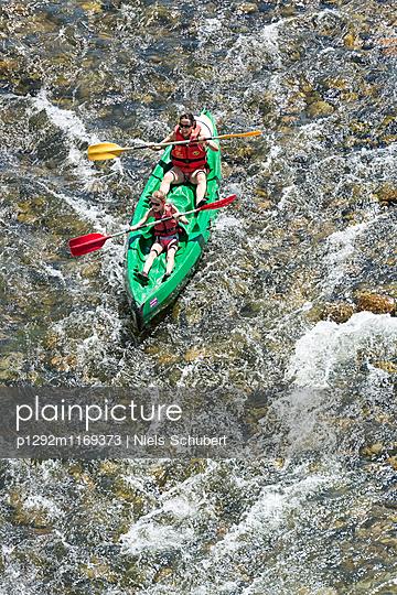 Im Kanu unterwegs - p1292m1169373 von Niels Schubert