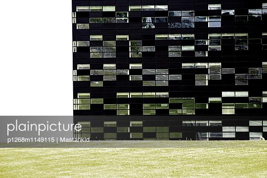 Tausend Fenster - p1268m1149115 von Mastahkid