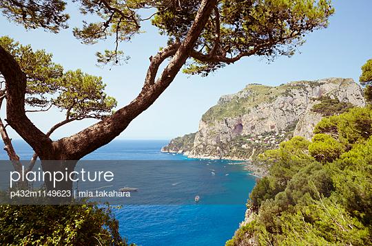 Blick auf Capri - p432m1149623 von mia takahara