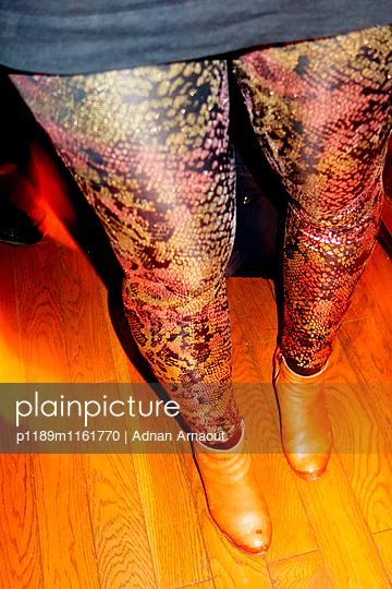 Leggings - p1189m1161770 von Adnan Arnaout