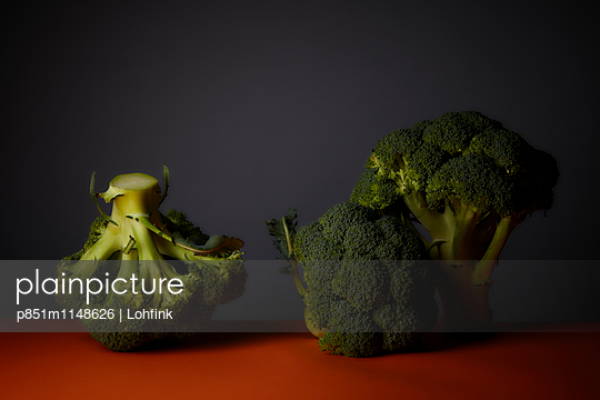 Brokkoli - p851m1148626 von Lohfink