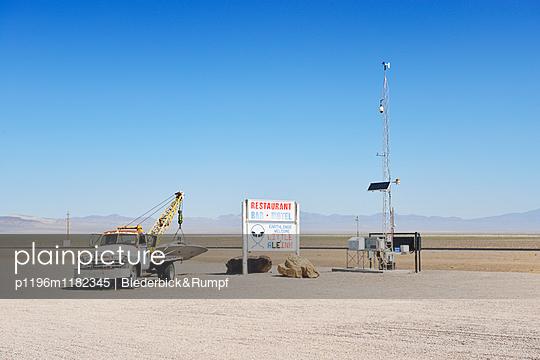 Entlang des Extraterrestrial Highway - p1196m1182345 von Biederbick & Rumpf