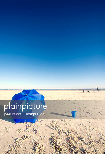Beach, Chambois, Northumberland, England