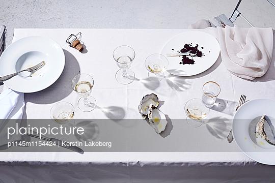 Tischgedeck - p1145m1154424 von Kerstin Lakeberg