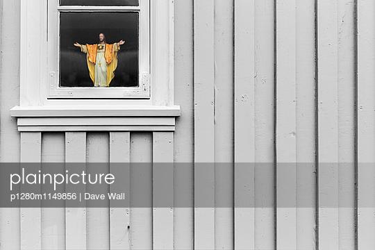 Jesusfigur - p1280m1149856 von Dave Wall