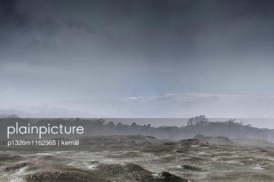 Schneesturm - p1326m1162965 von kemai