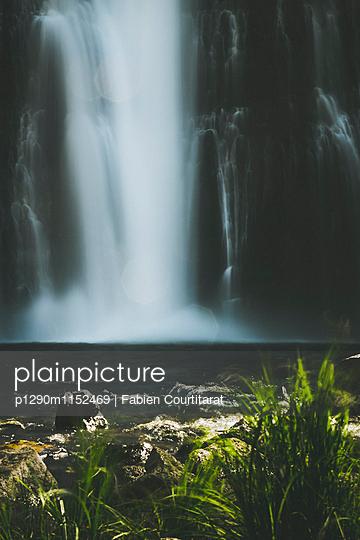 Burney Falls, Kalifornien - p1290m1152469 von Fabien Courtitarat