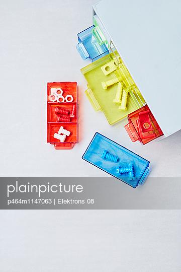 Schubladen - p464m1147063 von Elektrons 08