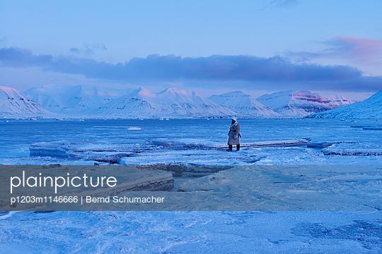 Spitzbergen - p1203m1146666 von Bernd Schumacher