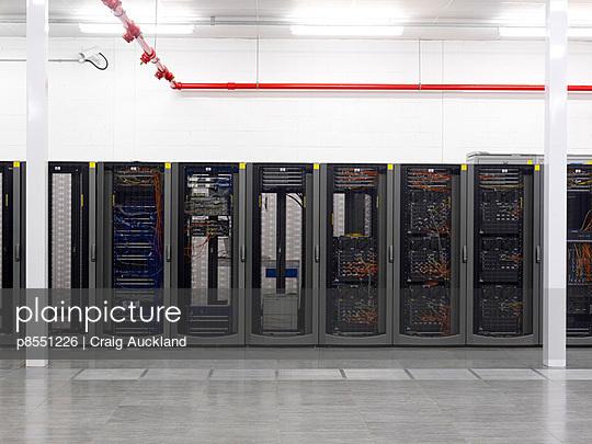 Docklands Data Centre, London