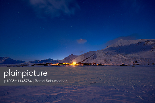 Spitzbergen - p1203m1145764 von Bernd Schumacher
